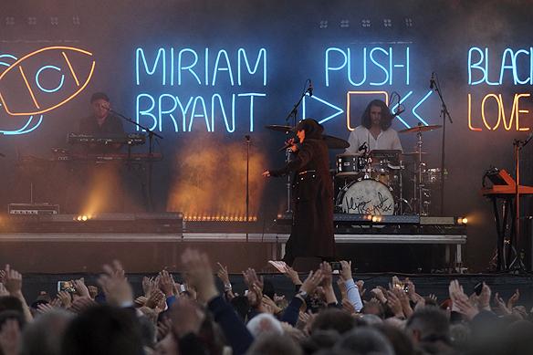 Miriam Bryant. Foto: Peter Ahlborg